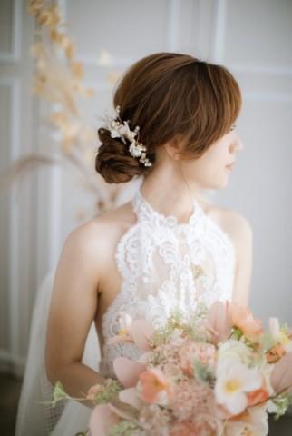 *7 小H與大J - 唯美風bridal portrait