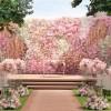 賞你$0在粉紅花牆下浪漫證婚!